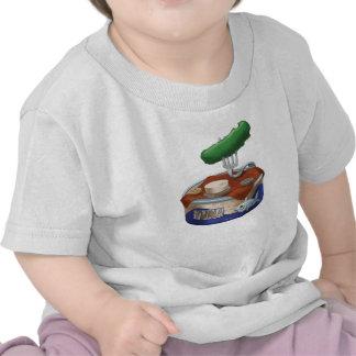 Jingle Jingle Little Gnome Lunchtime T-Shirt