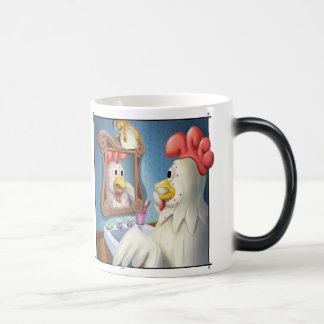 Jingle Jingle Little Gnome Morphing Chickenpox Mug