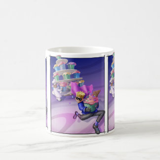 Jingle Jingle Little Gnome Morphing Cupcake Mug