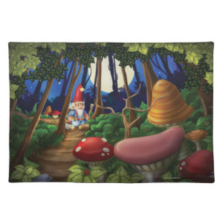 Jingle Jingle Little Gnome Placemat