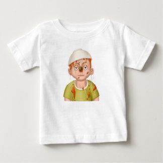 Jingle Jingle Little Gnome Spaghetti Head T-Shirt