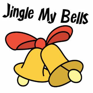 Jingle My Bells Standing Photo Sculpture