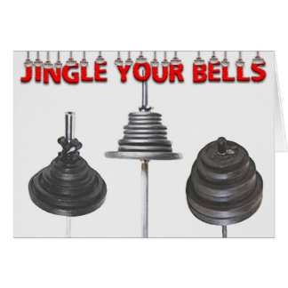 Jingle Your Bells Holiday Card
