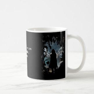 Jinx the pixie coffee mug