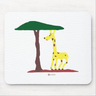 Jirafa Mouse Pads