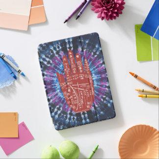 Jitaku Palm Reading Tie-Dye iPad Pro Case iPad Pro Cover