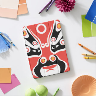 Jitaku Red Mask iPad Pro Case iPad Pro Cover