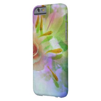 Jitaku Rose And Goldfish Smart Phone Case