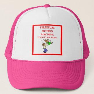 jitterbug trucker hat