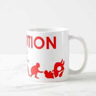 Jiu Jitsu Evolution Coffee Mug