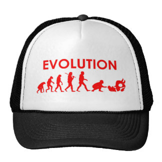 Jiu Jitsu Evolution Trucker Hat