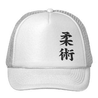 Jiu-Jitsu Kanji Gentle Art MMA Hat
