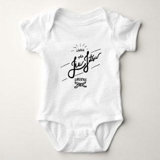 Jiu-JItsu-lifestyle Baby Bodysuit