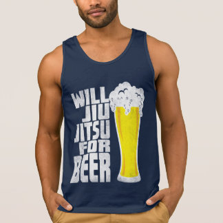 Jiu Jitsu shirt for beer lovers