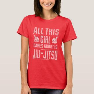 Jiu Jitsu shirt for women