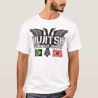 JiuJitsu Brazil - Japan Shirt