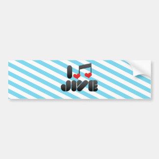 Jive Bumper Stickers