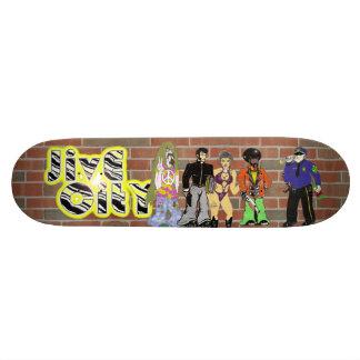 Jive City Board Skate Board Deck
