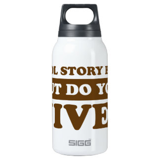 Jive dance 0.3L insulated SIGG thermos water bottle