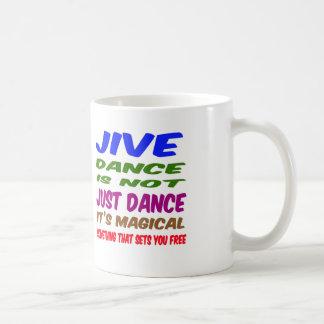 Jive Dance is not just dance It's magical Coffee Mugs