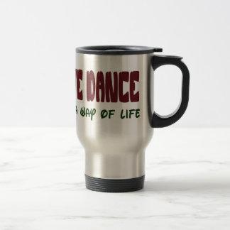 Jive dance It's a way of life Mugs