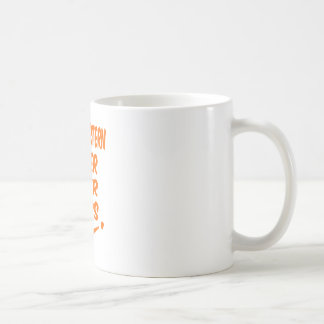Jive dancer Never Stops Coffee Mug