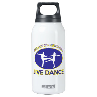 jive design 0.3 litre insulated SIGG thermos water bottle