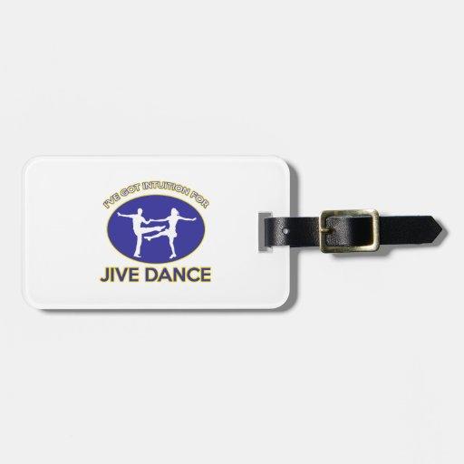 jive design bag tags