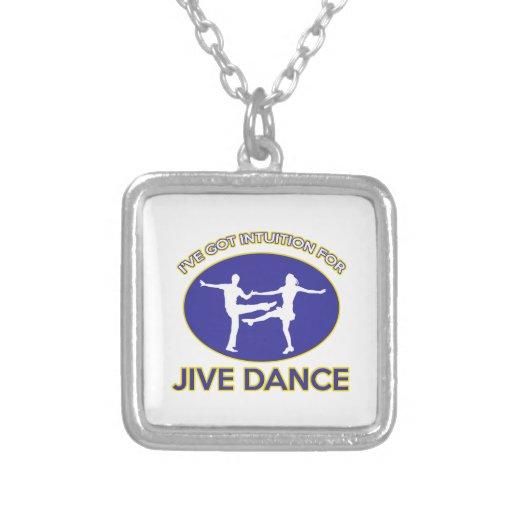 jive design custom necklace