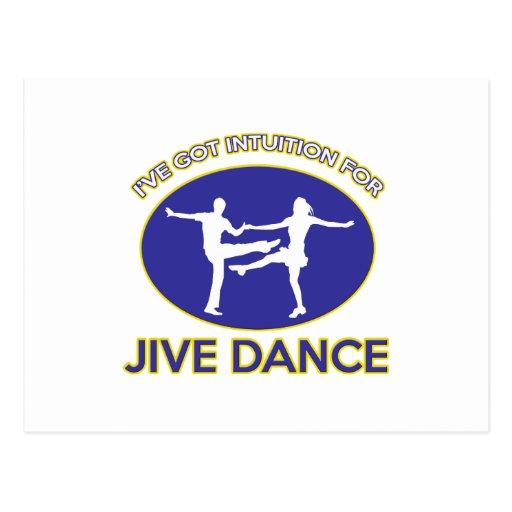 jive design postcards