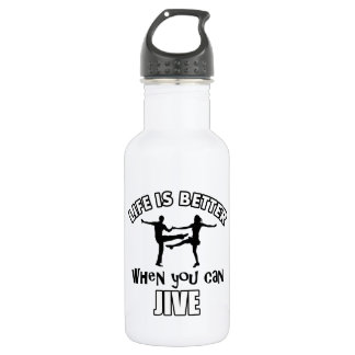 Jive designs and 532 ml water bottle