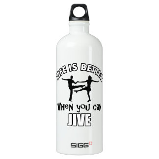 Jive designs and SIGG traveler 1.0L water bottle
