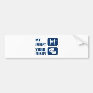 Jive designs bumper sticker