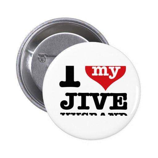 Jive husband pins