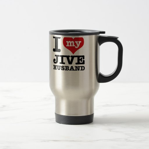 Jive husband coffee mug