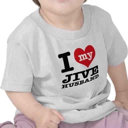 Jive husband t shirts