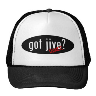 Jive Items – got jive Trucker Hat