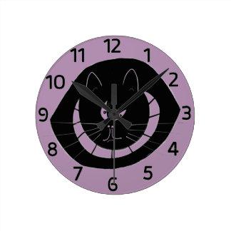 Jive Kat Wall Clock