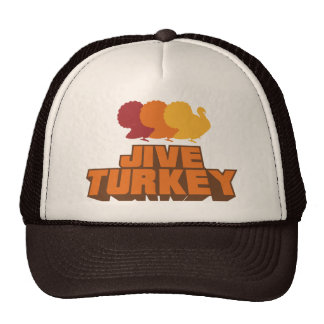 Jive Turkey Retro Trucker Hat