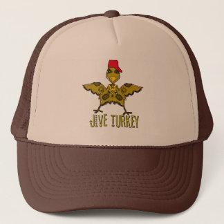jive turkey trucker hat