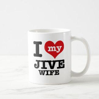 jive wife coffee mugs