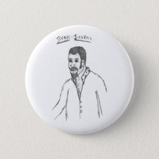 Jiven Jinkens 6 Cm Round Badge