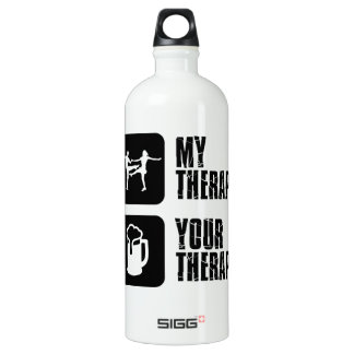 jives my therapy SIGG traveller 1.0L water bottle