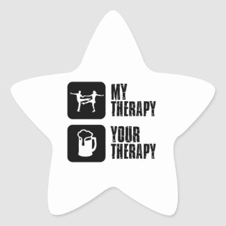 jives my therapy star stickers