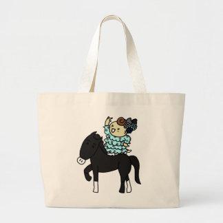 jiyanbototo it is good child black large tote bag