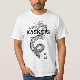 JK16 APPAREL - Kaskets luck dragon T-Shirt