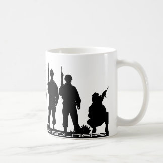 JK16 APPAREL - Support Your Soldiers Coffee Mug