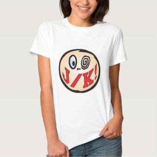 JK Text Head T Shirt