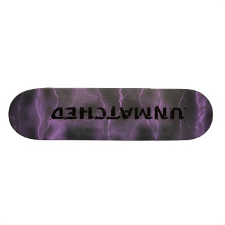 JK Unmatched 001 - Pro Skateboard Deck