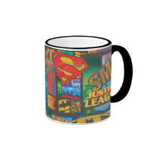 JL Core Supreme 4 Ringer Coffee Mug